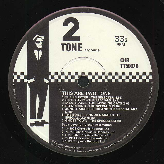 2 tone records this are two tone chr tt 5007