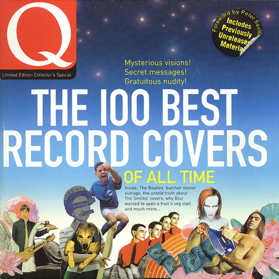 Best Book Cover Of All Time : Tone records q best record covers of all time