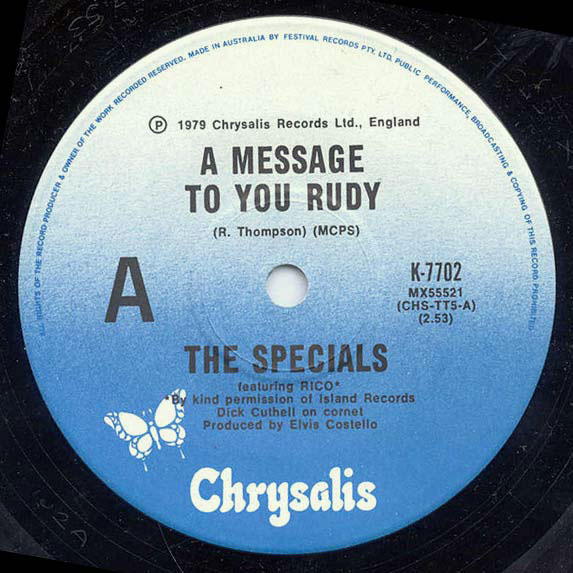 <a href='/display/?rank40'>A Message To You Rudy</a>